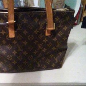 Beautiful authentic LV very clean other than spot